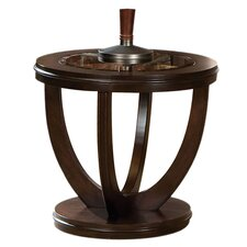 Stoneybrook End Table by Andover Mills