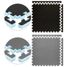 Jumbo Reversible Soft Floors Doormat (Set of 12)