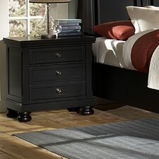 Chardon 3 Drawer Nightstand by Darby Home Co