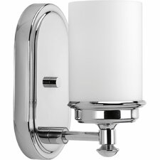 Glide 1-Light Bath Sconce