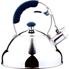 Aquatic 5.28 Qt. Stainless Steel Whistling Stove Tea Kettle