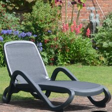 Alfa Double Sun Lounger (Set of 2)