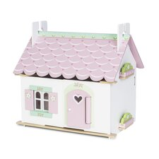 Lilys Cottage Dollhouse by Le Toy Van