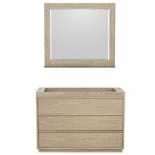 Naya 47 Single Bathroom Vanity Base by Wyndham Collection