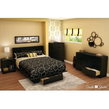 Holland Storage Queen Platform Bed