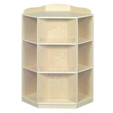 Corner 44 Bookcase by Guidecraft