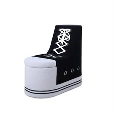 Arturo Upholstered Sneaker Shoe Storage Bedroom Bench by Zoomie Kids