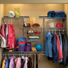 ShelfTrack 48W - 72W Closet System by ClosetMaid