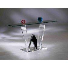 Diamond Cut Sofa Table by Shahrooz