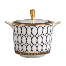 Renaissance Gold Sugar Bowl