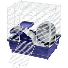 2-Story Small Animal Cage