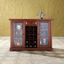 Pottstown Bar Cabinet with Wine Storage