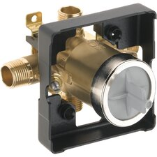 MultiChoice Universal Tub and Shower Valve Body - Universal Inlets / Outlets