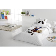 Pirate 2 Piece Twin Duvet Cover Set
