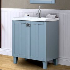 "37 Series 30"" Single Bathroom Vanity Set"