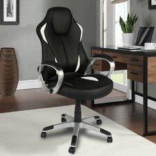 Daytona High-Back Leather Executive Chair