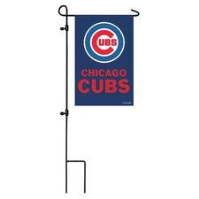 MLB Applique Garden Flag