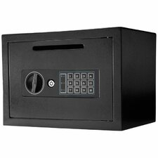 Dial Lock Security Safe 0.59 CuFt