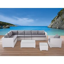 Ventura 8 Seater Sectional Sofa Set