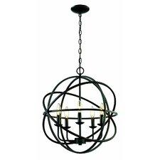 Hankinson 5-Light Globe Pendant