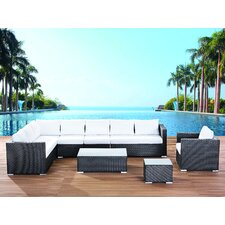 Cassia 8 Seater Sectional Sofa Set