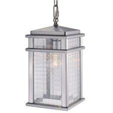 Mission Lodge 1 Light Outdoor Hanging Lantern