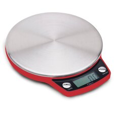 Precision Pro Stainless-Steel Digital Kitchen Scale