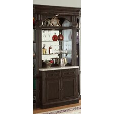 Callingwood 2 Piece Bar Base and Hutch