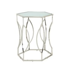 Vauxhall End Table by House of Hampton
