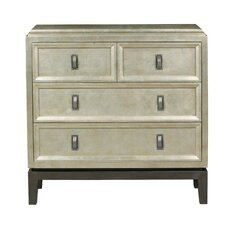 Parsons 3 Drawer Chest by Mercer41™