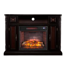 "Dolton 48"" TV Stand with Electric Fireplace"