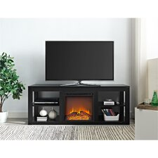 "Salma 59"" TV Stand with Electric Fireplace"