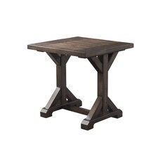 Guerande Trestle End Table by Laurel Foundry Modern Farmhouse