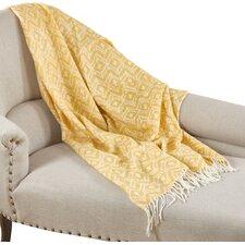 Jacquard Throw Blanket