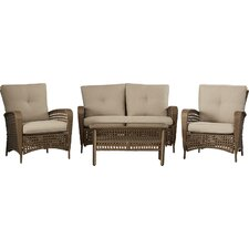 Lakewood Ranch 4 Piece Sofa Seating Group