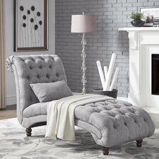 Gowans Tufted Chaise Lounge