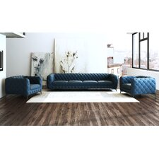 Aaden 3 Piece Living Room Set