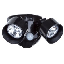 Motion Activated 10 LED Security Light