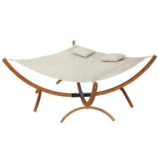 Trikomo Olefin Hammock with Stand