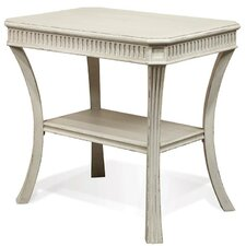 Hilliard Rectangular End Table by Bay Isle Home
