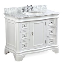 "Katherine 42"" Single Bathroom Vanity Set"