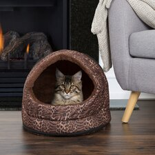 Cozy Canopy Pet Bed