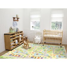 Fisher-Price Smile Road Playmat