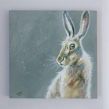 Herbert by Louise Brown Canvas Wall Art