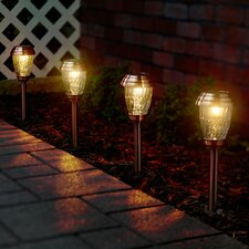Solar 1-Light Pathway Light (Set of 6)