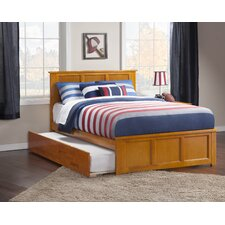 Alanna Full Platform Bed with Trundle