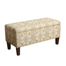 Azalea Upholstered Storage Bedroom Bench by Bungalow Rose
