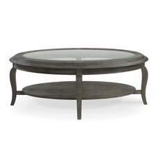 Rannie Oval Coffee Table by Beachcrest Home