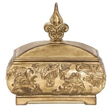 Gold Decorative Box