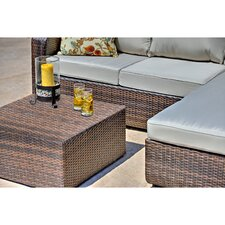 Amezcua 3 Piece Deep Seating Group with Cushion